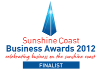 Business Awards Logo Finalist 2012