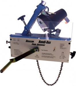 Handi-Rex Chain Sharpener